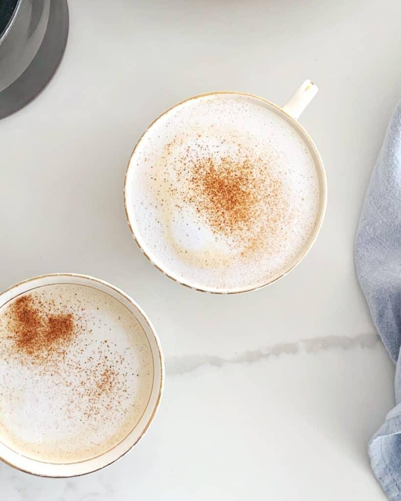 AIP Dandelion Chicory Latte Recipe